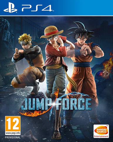 Jump Force (PS4) - GameShop Asia