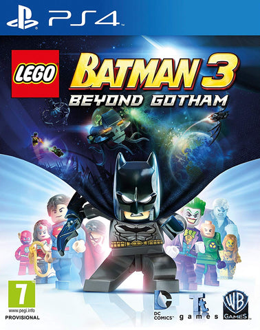 LEGO Batman 3: Beyond Gotham (PS4) - GameShop Asia