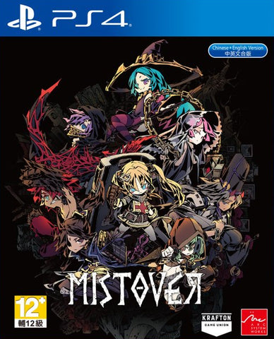 Mistovers (PS4) - Multi-language