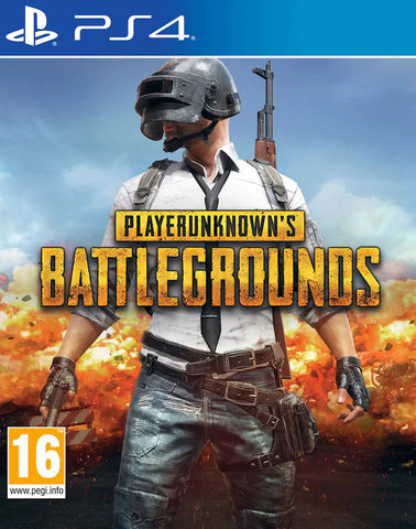 PlayerUnknown's Battlegrounds (PS4) - GameShop Asia