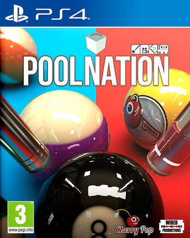 Pool Nation (PS4) - GameShop Asia