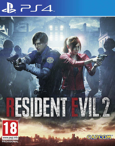 Resident Evil 2 (PS4) - GameShop Asia