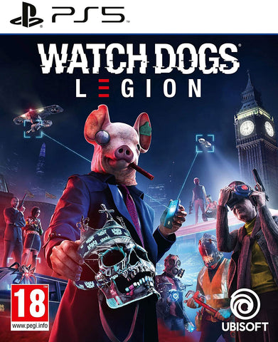 Watch Dogs Legion (PS5) - GameShop Asia