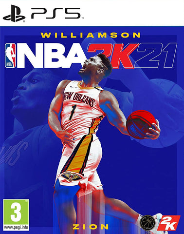 NBA 2K21 (PS5) - GameShop Asia