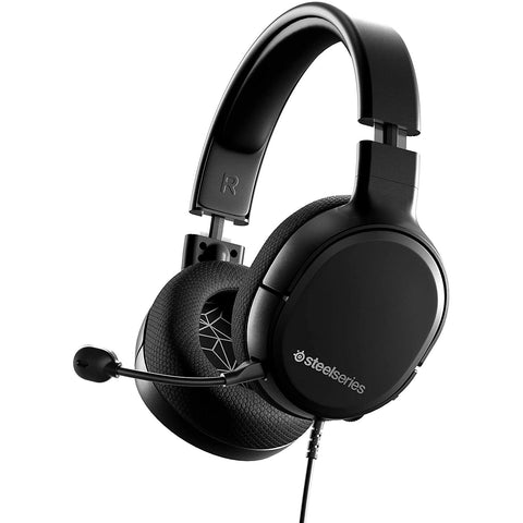 SteelSeries Arctis 1 Wired Gaming Headset for PC, PS4, Xbox, Nintendo Switch and Lite, Mobile - GameShop Asia