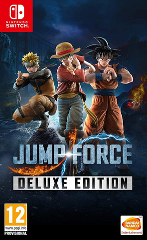 Jump Force Deluxe Edition (Nintendo Switch) - GameShop Asia