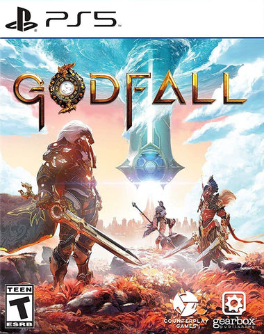 Godfall (PS5) - GameShop Asia
