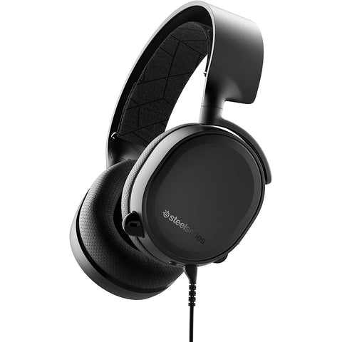 SteelSeries Arctis 3 Wired Gaming Headset for PC, PS4, Xbox One, Nintendo Switch, VR, Android, and iOS - GameShop Asia