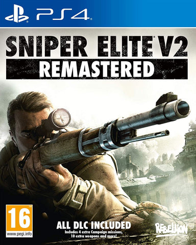 Sniper Elite V2 Remastered (PS4) - GameShop Asia