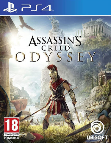 Assassin's Creed Odyssey (PS4) - GameShop Asia