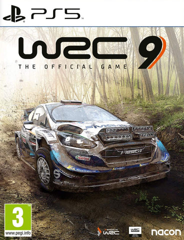 WRC 9 (PS5) - GameShop Asia
