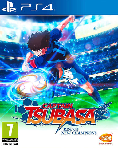 Captain Tsubasa: Rise of New Champions (PS4) - GameShop Asia