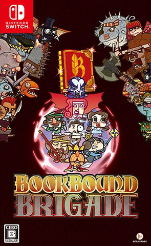 Bookbound Brigade (Nintendo Switch/Multi-language) - GameShop Asia