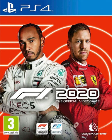 F1 2020 (PS4) - GameShop Asia
