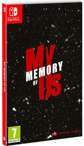 My Memory of Us (Nintendo Switch) - GameShop Asia