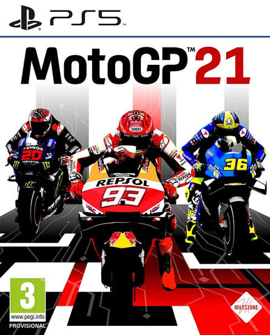 MotoGP 21 (PS5) - GameShop Asia