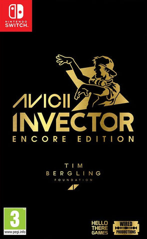 Avicii Invector Encore Edition (Nintendo Switch) - GameShop Asia