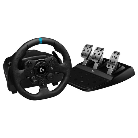 Logitech G923 Racing Wheel for PS4 and PC - GameShop Asia