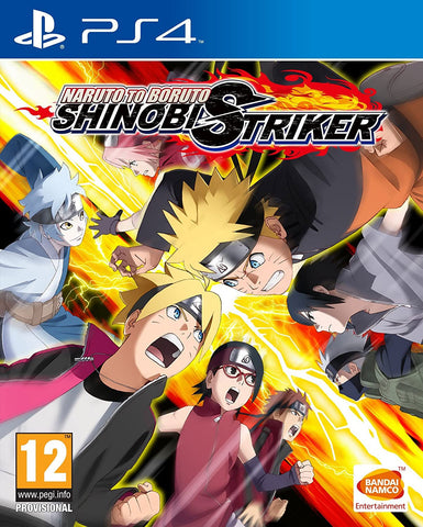 Naruto to Boruto Shinobi Striker (PS4) - GameShop Asia