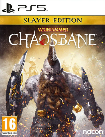 Warhammer Chaosbane Slayer Edition (PS5) - GameShop Asia