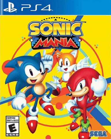 Sonic Mania (PS4) - GameShop Asia