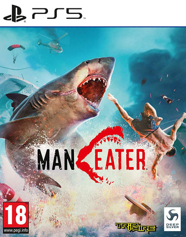 Maneater (PS5) - GameShop Asia