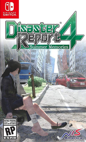 Disaster Report 4 Summer Memories (Nintendo Switch)