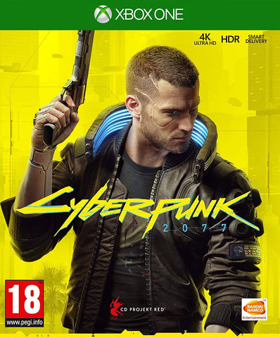 Cyberpunk 2077 (Xbox One) - GameShop Asia