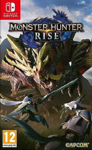 Monster Hunter Rise (Nintendo Switch)
