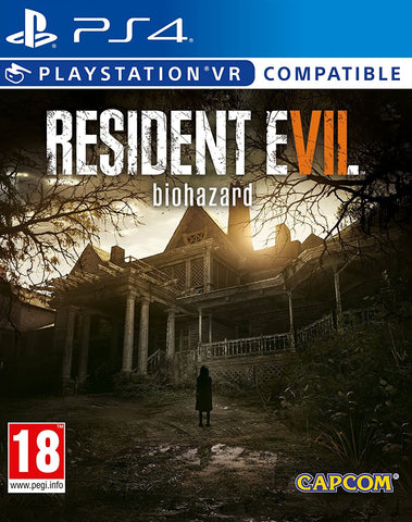 Resident Evil 7 Biohazard (PS4) - GameShop Asia