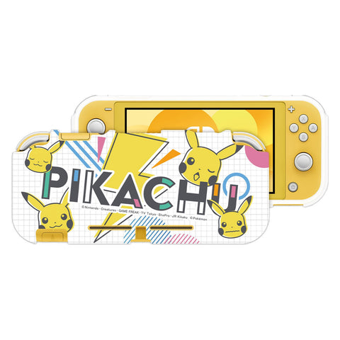 Hori TPU Semi-hard Cover for Nintendo Switch Lite Pikachu Pop - GameShop Asia