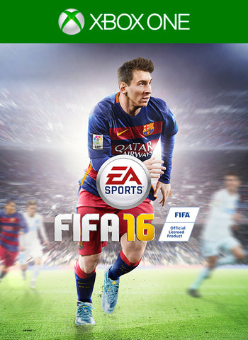 FIFA 16 (Xbox One) - GameShop Asia