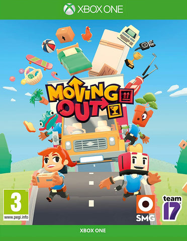 Moving Out (Xbox One) - GameShop Asia