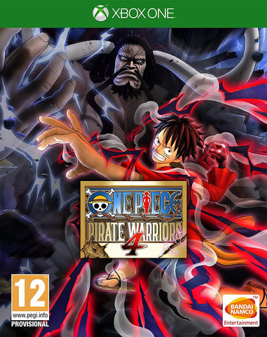 One Piece Pirate Warriors 4 (Xbox One) - GameShop Asia