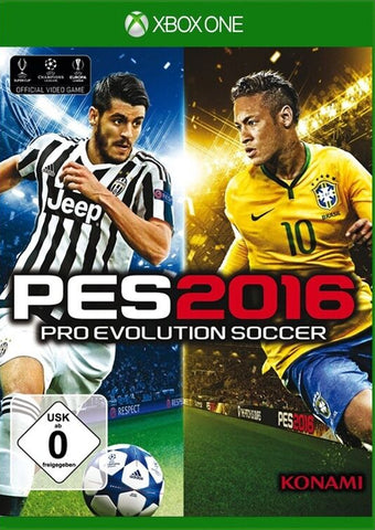 Pro Evolution 2016 (Xbox One)