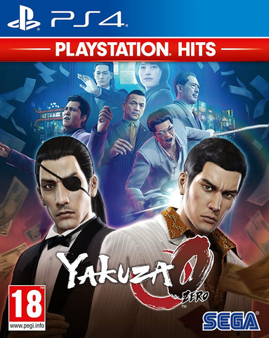 Yakuza Zero (PS4) - GameShop Asia