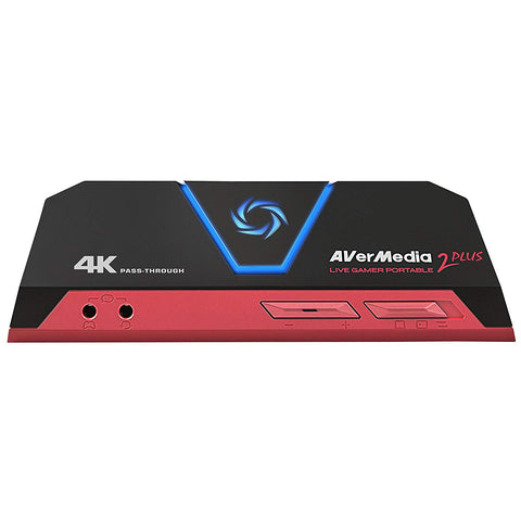 Avermedia Live Gamer Portable 2 Plus 4K