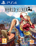 One Piece World Seeker (PS4) - GameShop Asia