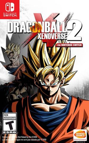 Dragon Ball Xenoverse 2 (Switch)