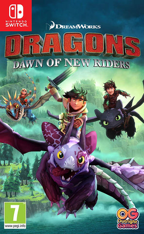 Dragons Dawn of New Riders (Switch) - GameShop Asia