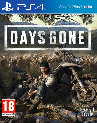 Days Gone (PS4) - GameShop Asia