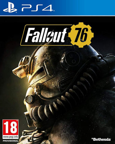 Fallout 76 (PS4) - GameShop Asia