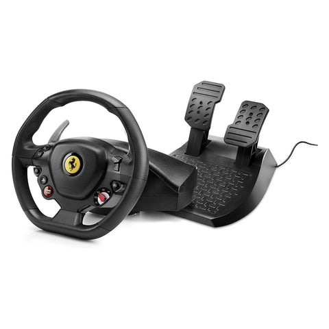 Thrustmaster T80 Ferrari 488 GTB Edition Racing Wheel for PC and PS4 - GameShop Asia