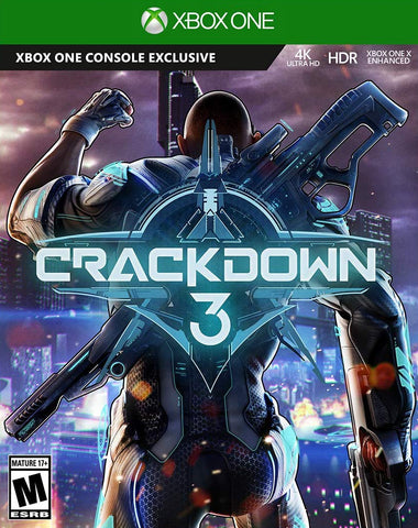 Crackdown 3 (Xbox One) - GameShop Asia