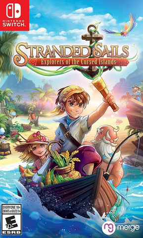 Stranded Sails: Explorers Of The Cursed Islands (Switch)
