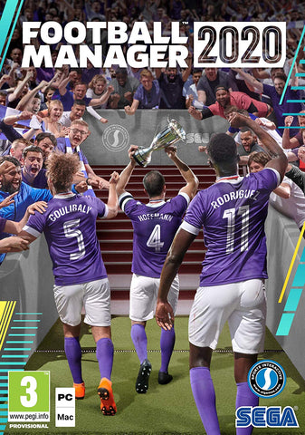 Football Manager 2020 (PC) - GameShop Asia