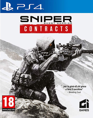 Sniper Ghost Warrior Contracts (PS4) - GameShop Asia