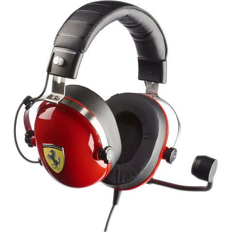 Thrustmaster T.Racing Scuderia Ferrari Edition Gaming Headset Headset - GameShop Asia