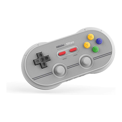 8Bitdo N30 Pro2 Bluetooth Gamepad 6 Edition for Switch, PC, MAC and Android - GameShop Asia