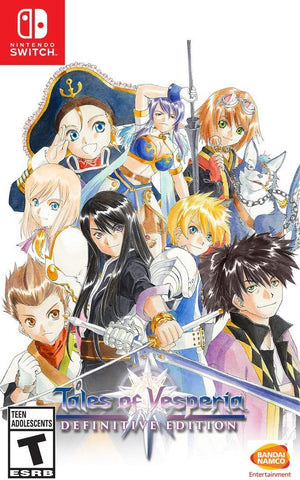 Tales of Vesperia: Definitive Edition (Switch)